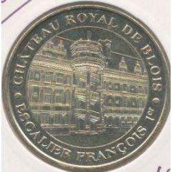 Dept41 - Chateau royal de Blois - escalier François 1er - 2004B