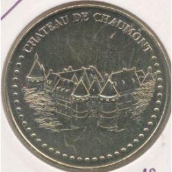 Dept41 - Chateau de Chaumont - face simple - 2006M