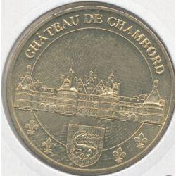 Dept41 - Chateau de Chambord N°3 - 2004B - armoiries