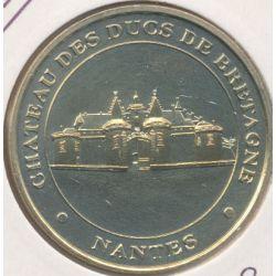 Dept44 - Château duc de bretagne N°1 - 1998