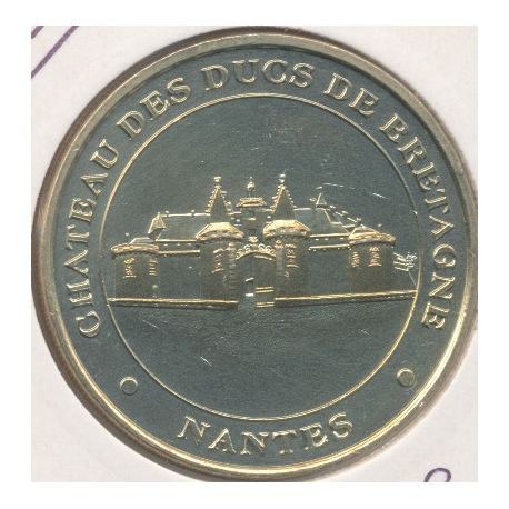 Dept44 - Château duc de bretagne 2001
