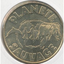 Dept44 - Planète sauvage N°6 - le logo - 2012 - Port st père