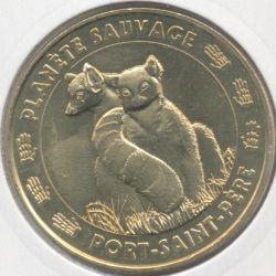 Dept44 - Planète sauvage N°8 - les lémuriens - 2014 - Port st père