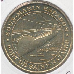 Dept44 - St Nazaire - sous-marin espadon - 2003 H