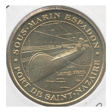 Dept44 - St Nazaire - sous-marin espadon - 2007