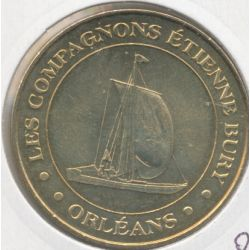 Dept45 - Les compagnons etienne bury - 2009 - Orléans