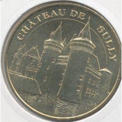 Dept45 - chateau de Sully N°1 - 2009
