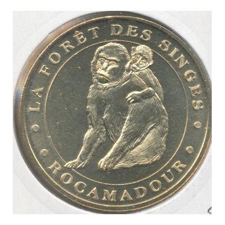 Dept46 - La foret des singes N°2 - 2005B - Face cerclée