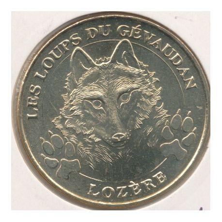 Dept48 - Les loups du gévaudan N°1 - 2007 - St léger de peyre