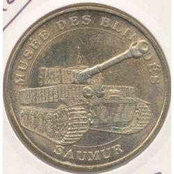 Dept49 - Musée des blindés N°3 - 2012 - char tigre 1 - Saumur