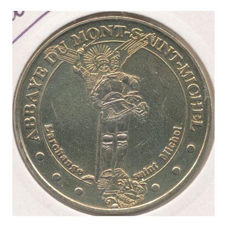 Dept50 - Mont st michel - archange - 2006M