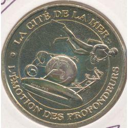 Dept50 - Cité de la mer N°6 - 2008 - émotion des profondeurs