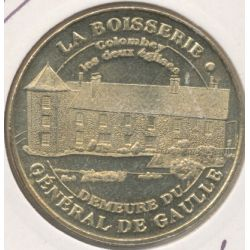 Dept52 - Demeure De Gaulle - La boiserie - Colombey les 2 églises - 2005 B
