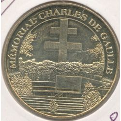 Dept52 - Le Mémorial N°1 - 2009 - De Gaulle - Colombey les 2 églises