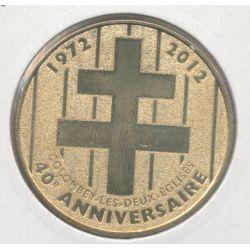 Dept52 - Le Mémorial N°2 - 2012 - Croix de lorraine - Colombey les 2 églises