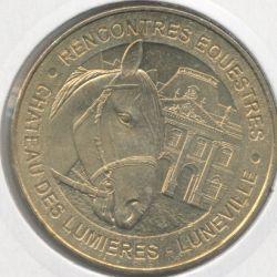 Dept54 - Château des lumières N°5 - 2012 - Lunéville - rencontres equestres