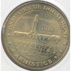 Dept55 - Ossuaire de Doaumont N°4 - 2008 - l'ossuaire et le phare 1918