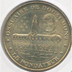 Dept55 - Ossuaire de Doaumont N°8 - 2010 - le fondateur