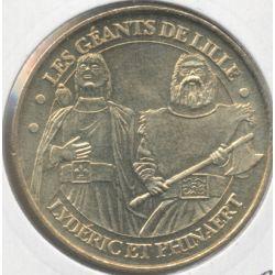 Dept59 - Les géants de Lille - 2009 - Lydéric et phinaert