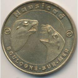 Dept62 - Nausicaa N°3 - les lions de mer - 1999