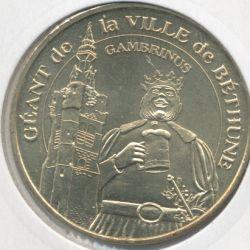 Dept62 - Géant Gambrinus - 2008 - Béthune