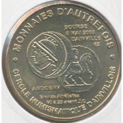 Dept62 - 20e anniversaire cercle numismatique Dainvillois -