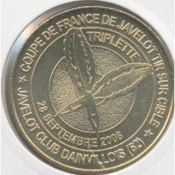 Dept62 - coupe de france javelot - 2008 - Dainville