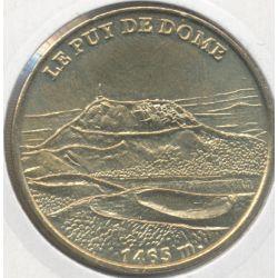 Dept63 - Le puy de dome N°2 - 1465m - 2005H