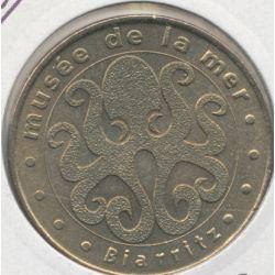 Dept64 - Musée de la mer - le logo - 2002