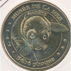 Dept64 - Musée de la mer - bébé phoque - 2008
