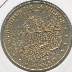 Dept64 - Rocher de la vierge - Biarritz - 2005 B