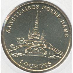 Dept65 - Sanctuaire notre-dame - 1999/10 avec different - Lourdes