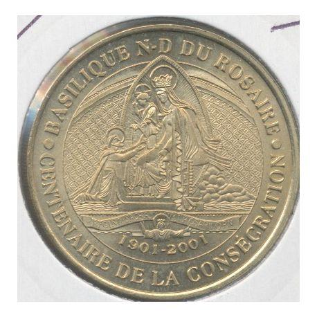 Dept65 - Basilique du rosaire - Loures - 2001