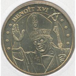 Dept65 - Benoit XVI - 2008 - Lourdes