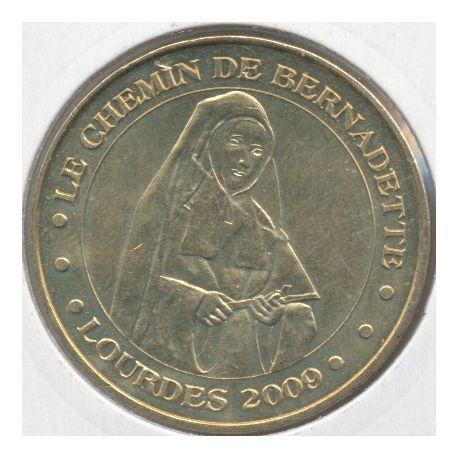 Dept65 - le chemin de bernadette - 2009 - Lourdes