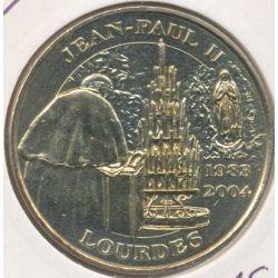 Dept65 - Jean Paul II - Lourdes - 2004