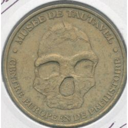 Dept66 - Musée de Tautavel N°1 - 1999