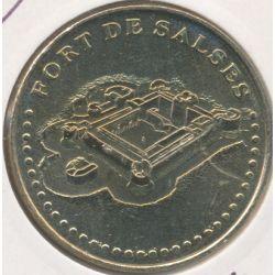 Dept66 - Fort de Salses - face simple - 2006 M