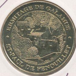 Dept66 - Ermitage de Galamus - 2008 - St paul de fenouillet
