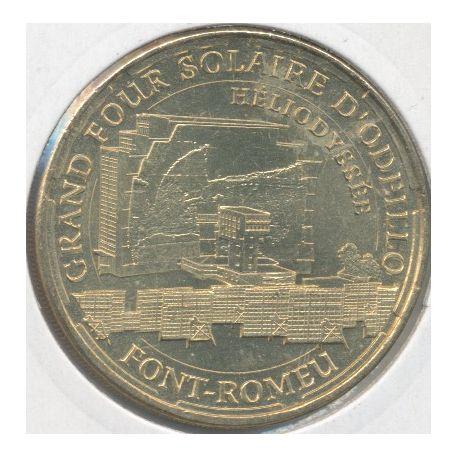 Dept66 - Grand four solaire N°1 - 2008 - Font romeu
