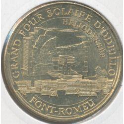 Dept66 - Grand four solaire N°2 - 2010 - Font romeu