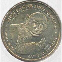 Dept67 - la montagne des singes N°5 - 2009