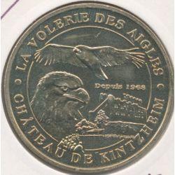 Dept67 - Volerie des aigles N°1 - Kintzheim - 2008