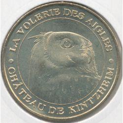 Dept67 - Volerie des aigles N°3 - Kintzheim - 2011