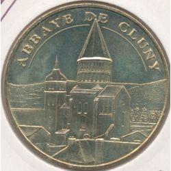 Dept71 - Abbaye de Cluny - face semi cerclée - 2009