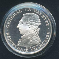 100 Francs La Fayette 1987