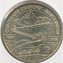 Dept74 - Centenaire du montenvers - 2008 - Chamonix