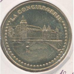 Dept7501 - Le conciergerie - face simple - Paris - 2006M