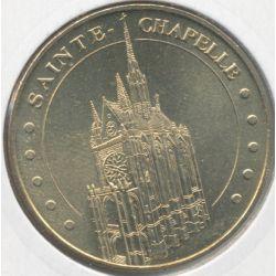 Dept7501 - Sainte chapelle N°2 - 2006M - face cerclée - Paris