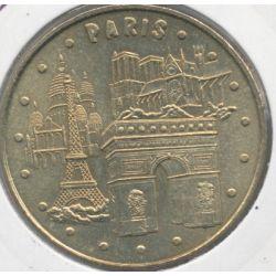 Dept7501 - Les 4 monuments - Paris - 2001